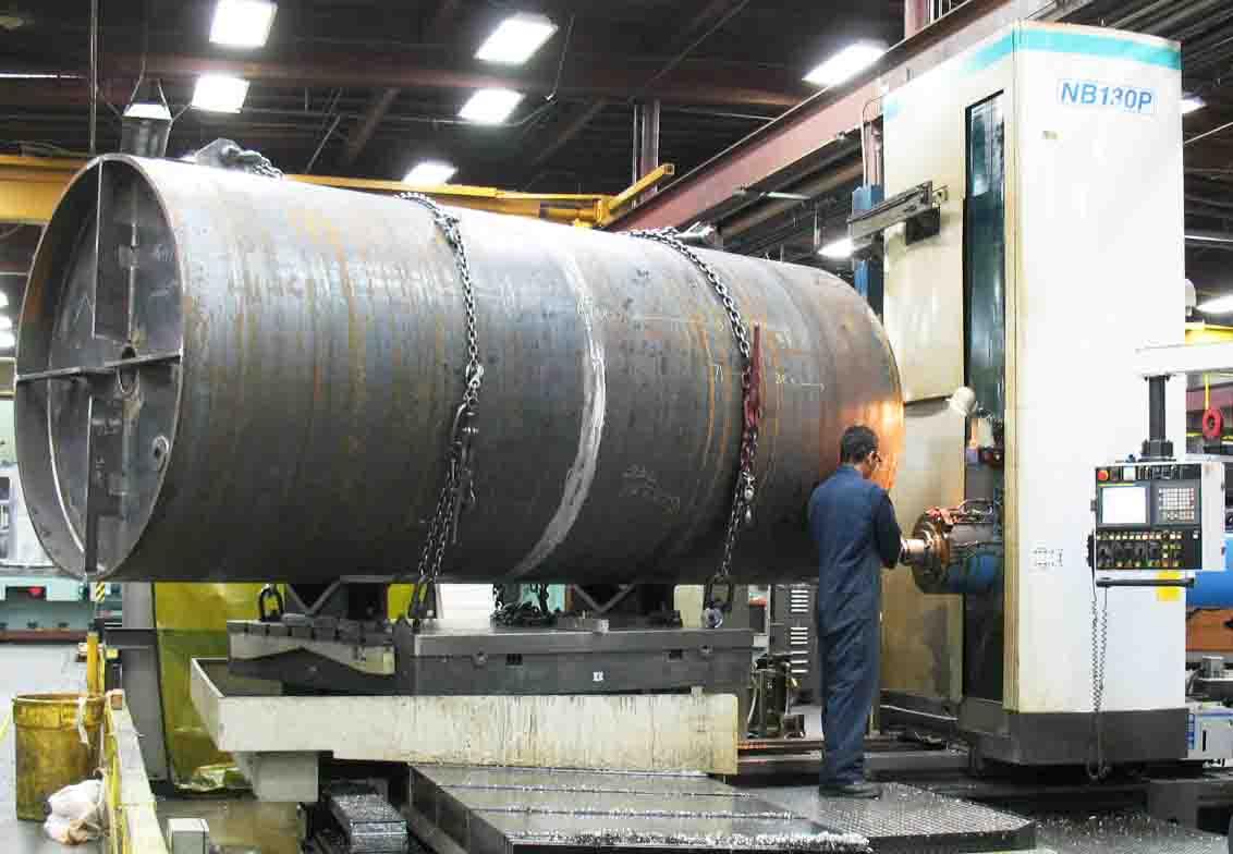 5-axis Machining | Advanced CNC Milling | Machinists Inc