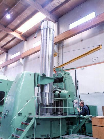 Gear Manufacturing & Gearbox Repair | Machinists Inc